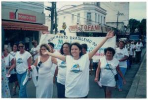 Dia da Mulher em Santa Cruz